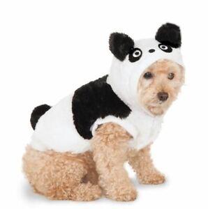 Panda Hoodie XS Rubies Pet Shop Dog Costume Xsmall