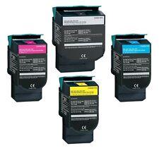 C540H1KG C540H1CG C540H1YG C540H1MG for Lexmark C54X C540 C543 C544 X543 X544dn