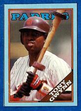 1988 Topps Box Bottom TONY GWYNN (ex)