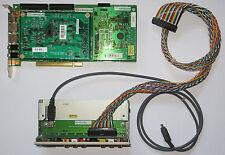 Canopus DVStorm RT K12-PC-112, T04-AB-009 Codec Card, U03-AB-101 + StormBay