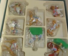 Lenox Carousel Ornaments - set of 24 Mib