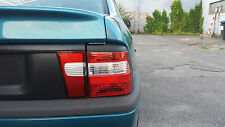 Opel Vectra A V6 Turbo 16V Klarglas Rückleuchten red white NEU - LIMITED