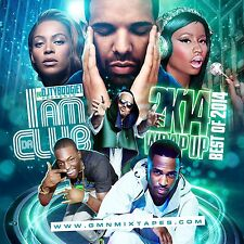 "DJ TY BOOGIE - I AM THE CLUB 2K14 ""WRAP UP"" (MIX CD) R&B, HIP-HOP AND BLENDS"