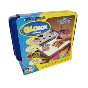 Artograph Globox Light Box Tracing Art Projects Crafts Portable