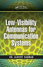Low-Visibility Antennas for Communication Syste, Sabban Hardcover**