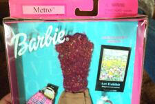 2001 Barbie Fashion Avenue London Tour Nrfb!