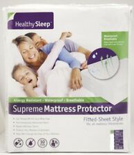 Mattress Protector TWIN size Allergy Resistant Waterproof Breathable