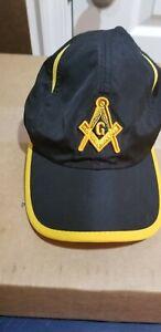 Freemason Masonic Master Mason ball cap