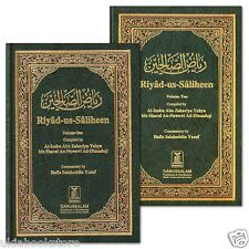 Riyad-us-Saliheen (2 volume Set) by Imam an-Nawawi