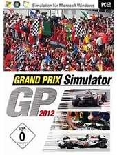 SONDERPREIS: PC SIMULATION: GRANDPRIX SIMULATOR GP 2012 * NEU/OVP SCHNÄPPCHEN