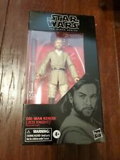 Hasbro Star Wars The Black Series OBI-Wan Kenobi Jedi Knight New Mint