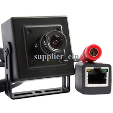 1MP 720P HD CCTV Hidden Covert Secret Spy IP Camera H.264 Onvif P2P w/ 6mm Lens