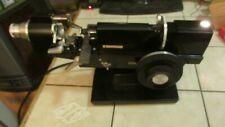 American Optical Lensometer Model 12603 Optometry 15 W 115v Optical Nice