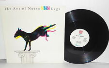 THE ART OF NOISE Legs x2 Hoops And Mallets 12 inch Vinyl Promo 1985 Inside Mix