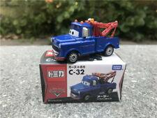 Tomy Tomica Disney Pixar Car C-32 Ivan Mater Metal Diecast Toy Car New