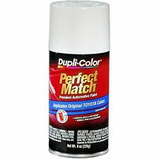 Duplicolor BTY1626 For Toyota Code 070 White Pearl 8 oz. Aerosol Spray Paint