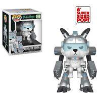 "Funko - Pop Animation: Rick & Morty S6: 6"" Exoskeleton Snowball Brand New In Box"