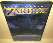 ZARDOZ DVD Sean Connery as Zed Charlotte Rampling John Boorman (70s cult scifi)
