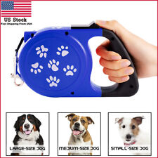 Retractable Automatic Dog Leash 26ft Walking Lead for Small Medium Pet Dogs