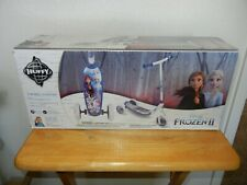 Disney Frozen 2 Kids Scooter Toddler Preschool 3 Wheel Kick by Huffy New in Box