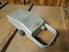 Ancien microphone à ruban pour pièces, ou déco vintage . Tsf radio 1950