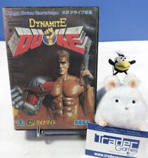 DYNAMITE DUKE, Sega Megadrive JPN