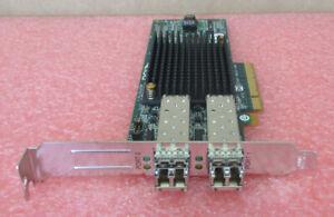 HP AJ763A Emulex LPE12002 8Gb Dual Port FC HBA Adapter 2x 8G SFP 489193-001 LPFH