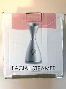 Lux Skin Facial Steamer NIB
