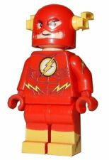 **NEW** LEGO Custom Printed FLASH Super Hero DC Universe Minifigure