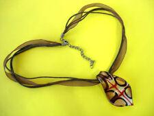 Glass Copper Fashion Necklaces & Pendants