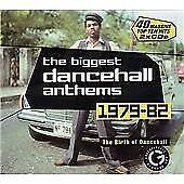Greensleeves Records Reggae, Ska & Dub Various Music CDs
