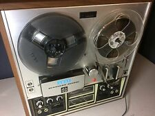 Vintage AKAI 1730D-SS Surround Reel To Reel Tape Player/Recorder Parts or Repair