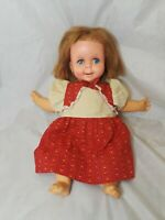 "Vintage Mattel Doll Say + See 17"" Tall"