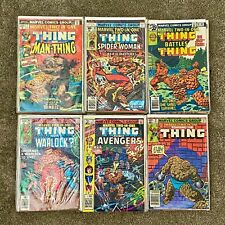 New ListingMarvel Two In One #1-100 / Thing 2 1 Bronze Age Marvel / Near Complete Full Run!