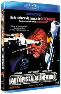 Highway To Hell (1991) - Blu Ray Disc - Uncut Version..