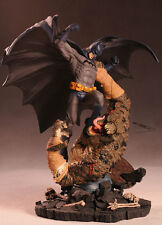 DC COMICS 1st Edition BATMAN vs KILLER CROC STATUE-DIORAMA DARK KNIGHT #411/1500