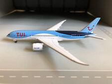 Herpa Wings 530163 TUI Airlines Belgium Boeing 787-8 Dreamliner - OO-JDL, 1:500