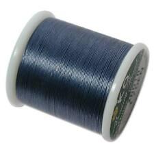 K.O. Beading Thread Denim Blue Japanese Bead Thread 43325 55yds Nylon Waxed KO