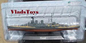 DeAgostini 1/1250 British Royal Navy Battlecruiser HMS Hood 1920 DAKS14