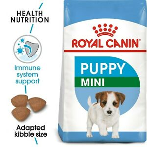 Royal Canin Mini Puppy Dry Dog Food FREE NEXT DAY DELIVERY