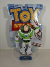 NIB Disney Pixar Toy Story 4 Buzz Lightyear Doll Figure Authentic Details