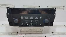 2005 - 2007 Cadillac STS Front Auto Climate Control w/ Heated Cooled Seat 4CC11