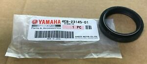 Yamaha OE Fork Oil Seal VStar MT07 MT09 FZ07 FJ09 R1 R6 YZF More 4EB-23145-01-00