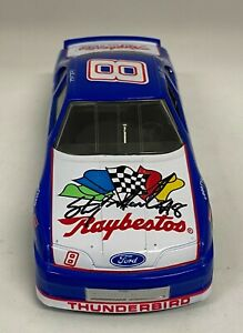 Sterling Marlin NASCAR Signed Auto 2000 Raybestos 1:24 Scale Diecast Car JSA