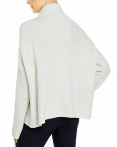 NEW Vince Cashmere Funnel Neck Pullover in Ivory - Size XXS #S3275