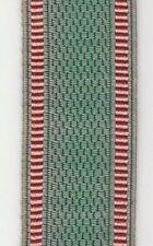2) Nastro Mostrina 21/22 Rgt. Cremona Reggimento Divisione Grande Guerra 1GM WW1