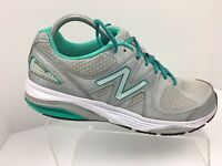 New Balance 1540v2 Gray/Teal Running Athletic Shoes Sneakers Women's Size 10 D