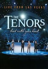 USED (VG) The Tenors: Lead With Your Heart - Live From Las Vegas (2013) (DVD)