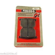 COPPIA PASTIGLIE FRENO ANTERIORI FERODO FDB217 SUZUKI GS GSX 550 650 1000 1100