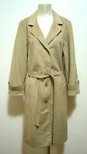 RUBY MARTIN VINTAGE '60 Cappotto Donna Alcantara Woman Coat Sz.XL - 48